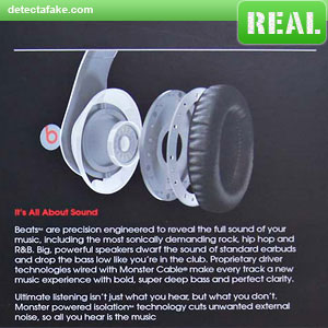 Beats by Dr. Dre: Headphones - Step 2, picture 1