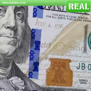 $100 Bills - Step 1, picture 1