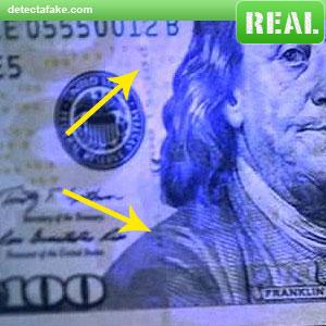 $100 Bills - Step 2, picture 1