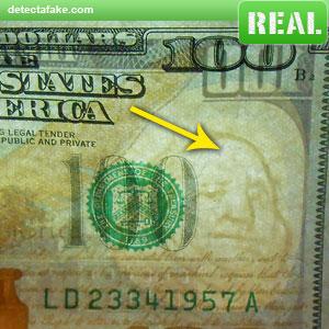 $100 Bills - Step 3, picture 1