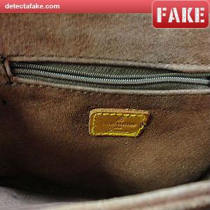 d98fafa7ab97 How to spot fake  Louis Vuitton Purses - 11 Steps (With Photos)