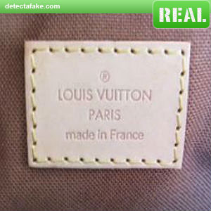 Images For Louis Vuitton Made In France >> How To Spot Fake Louis Vuitton Purses 11 Steps With Photos