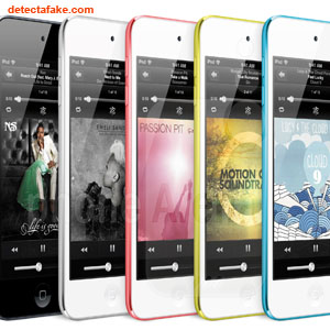 Apple iPod Touch - Step 1, picture 1