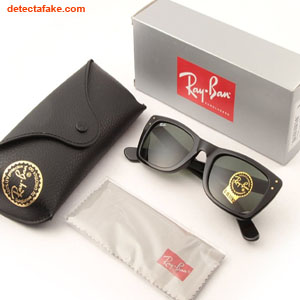 Ray-Ban Sunglasses - Step 1, picture 1