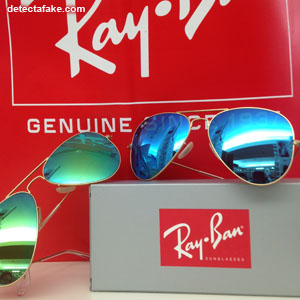 Ray-Ban Sunglasses - Step 1, picture 2