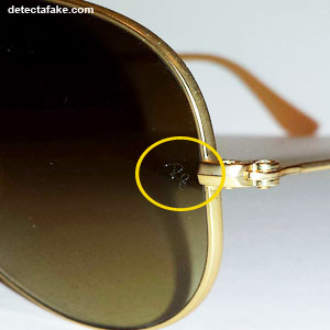ray ban clubmaster authenticity check