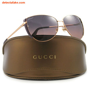f1b06afb4ad9b How to spot fake  Gucci Sunglasses - 7 Steps (With Photos)
