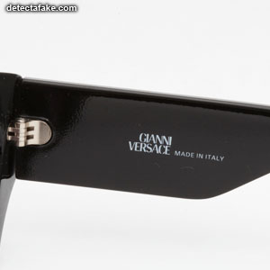 How Much Do Versace Sunglasses  how to spot fake versace sunglasses 5 steps with photos