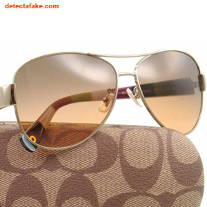Coach Sunglasses - Step 1, picture 1