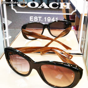 Coach Sunglasses - Step 1, picture 2