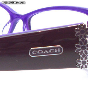 Coach Sunglasses - Step 2, picture 1