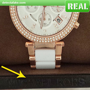 How To Spot Fake Michael Kors Watches 7 Steps With Photos