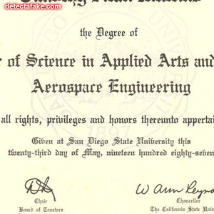 College Degrees & Diplomas - Step 5, picture 1