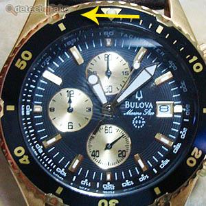 Bulova Marine Star Watches - Step 4, picture 2