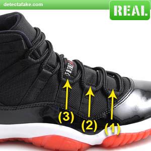 new styles 73a6b 1c59b Nike Air Jordan XI (11) Retro - Step 4, picture 1 ...