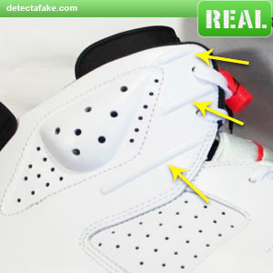 Nike Air Jordan VI (6) Retro - Step 2, picture 1