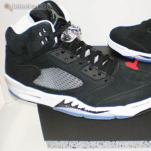 ... Nike Air Jordan V (5) Retro - Step 1, picture 2