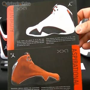 Nike Air Jordan XXI (21) Retro - Step 10, picture 1