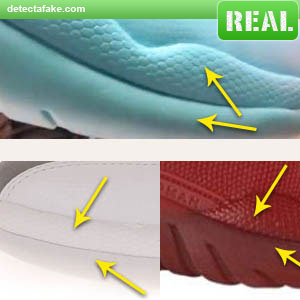 How to spot fake  Nike Air Jordan XII (12) Retro - 9 Steps (With Photos) 959ca9c51