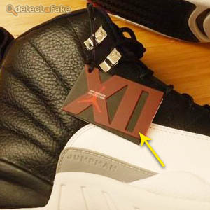 Nike Air Jordan XII (12) Retro - Step 7, picture 1