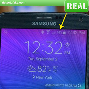 Samsung Galaxy Note 4 - Step 4, picture 1