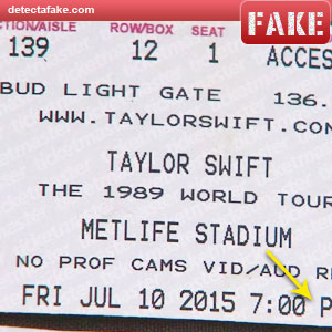 Ticketmaster Event Tickets - Step 4, picture 2