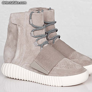 reputable site de85f 9ec2b Adidas Yeezy Boost 750 - Step 1, picture 1 ...