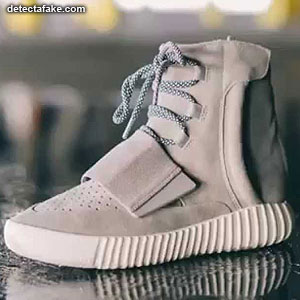 16509ec0858d1 How to spot fake  Adidas Yeezy Boost 750 - 9 Steps (With Photos)