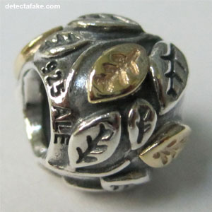 43d44d765 How to spot fake: Pandora Beads & Charms - 10 Steps (With Photos)
