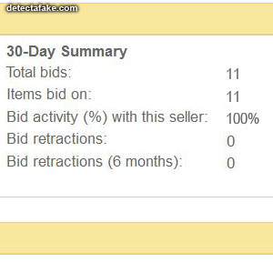 Bidders on eBay - Step 3, picture 1
