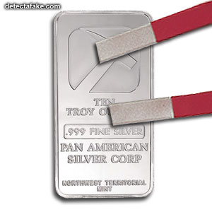Silver Bullion Bar - Step 1, picture 2