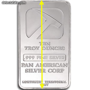 Silver Bullion Bar - Step 3, picture 1